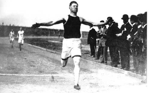 Thorpe - one of the most accomplished American athletes of the entire twentieth century