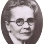 Morgan – first female architect
