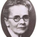 Morgan – first female architect