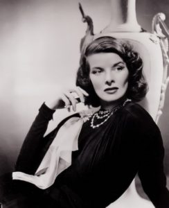Katharine Hepburn - Hollywood legend