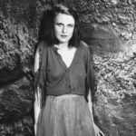 Riefenstahl - actress and dancer