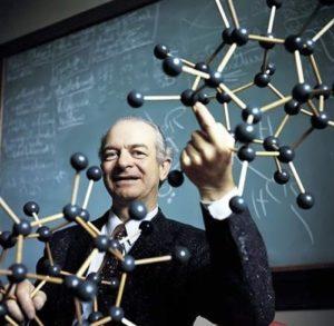 Linus Carl Pauling – outstanding chemist
