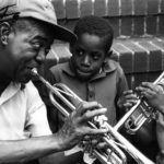 Armstrong - one of the world's most famous jazz trumpet players
