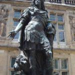 Monument to Louis XIV