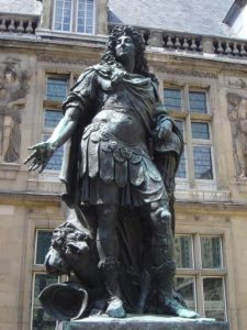 Monument to Louis XIV