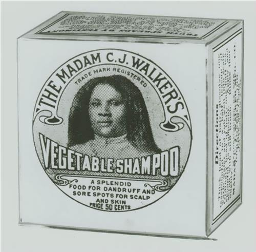 Vegetable shampoo