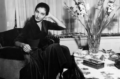 Callas – outstanding opera singer