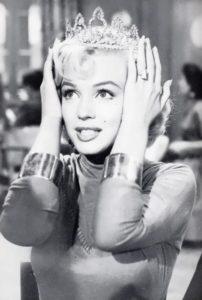 Marilyn Monroe - Hollywood sex symbol