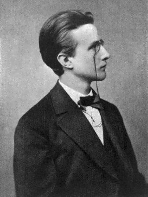 Max Planck in 1878