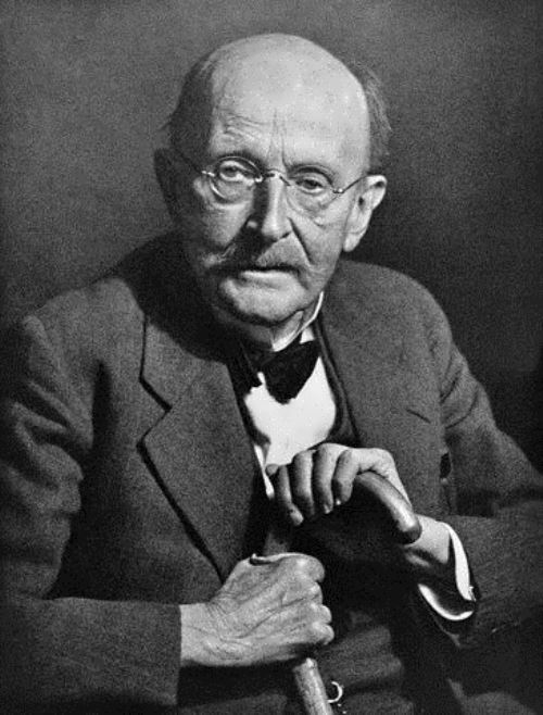 Max Planck - German physicist