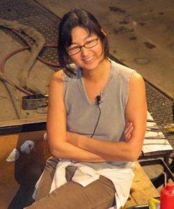 Maya Lin - sculptor and expert in landscape design