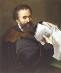 Michelangelo Buonarroti – great artist