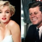 Monroe and John F. Kennedy. Dated from 1961 to 1962
