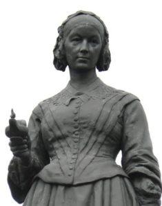 Monument to Nightingale