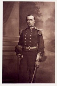 Robert Falcon Scott – polar explorer