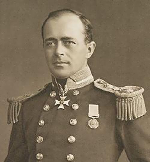 Robert Falcon Scott - English naval officer and polar explorer