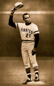 Roberto Clemente - American baseball player