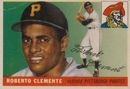 Roberto Clemente - American baseball player