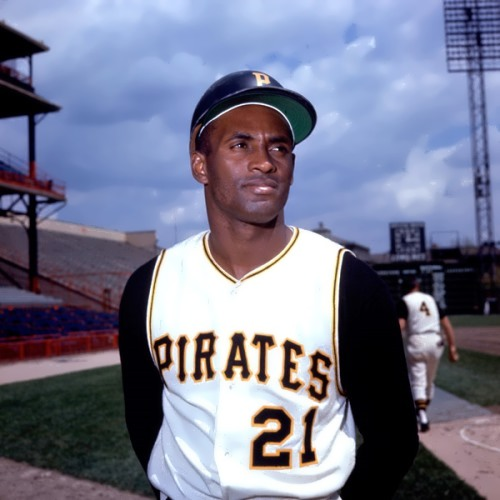 Roberto Clemente - baseball player