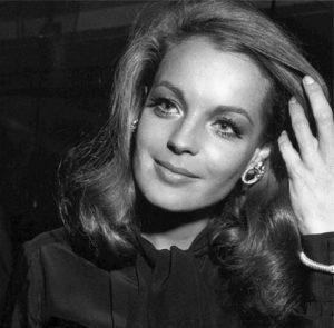 Schneider - star of the Austrian, German and French cinema