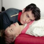Schneider and Alain Delon