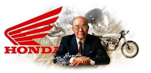 Portrait of Honda