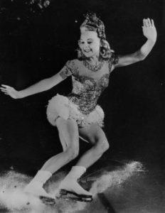 Sonja - Norwegian figure skater