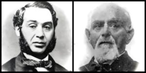 Levi Strauss and Jacob Davis