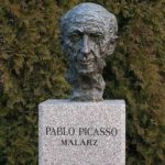 Bust of Picasso
