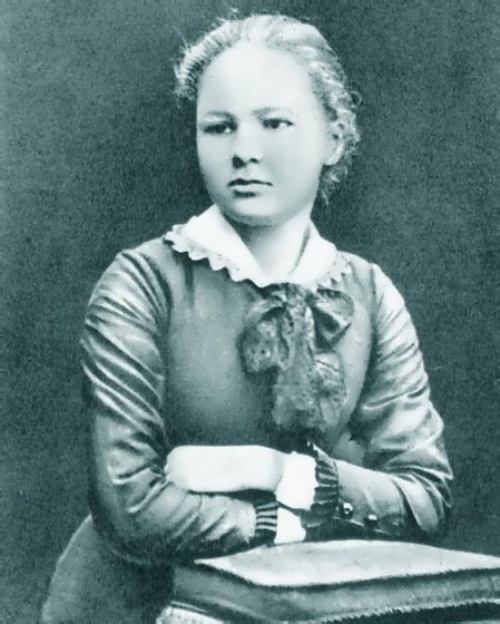 Curie in 1867