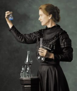 Curie – great scientists