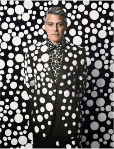 Clooney - American actor and film director