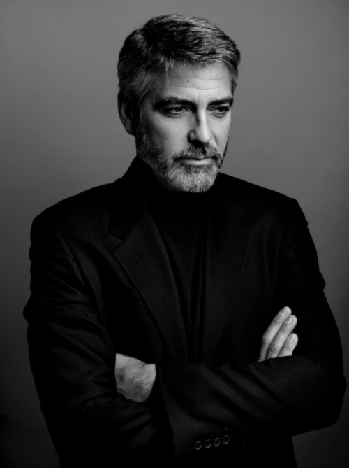 Black and White Pictures!!! George-clooney