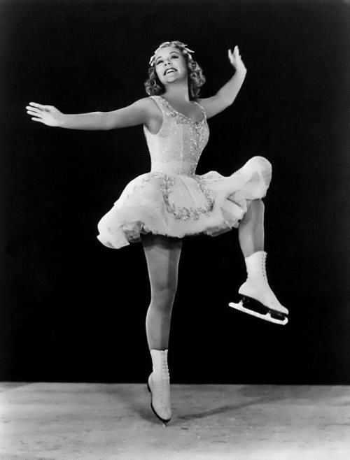 Sonja in The Hollywood Ice Revue