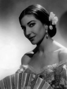 Maria Callas – great opera singer