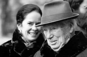 Chaplin and Oona O'Neill lived together for 34 years