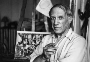 Picasso is the best artist who lived in the past 100 years