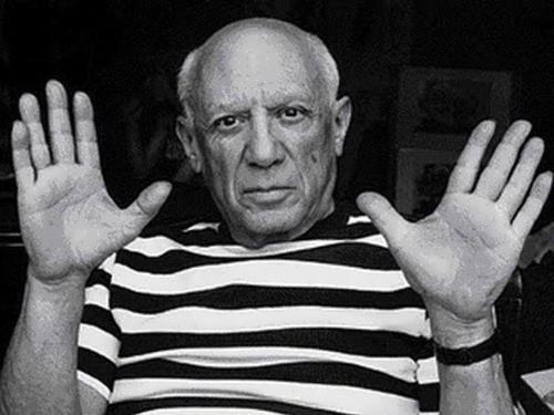 Pablo Picasso – great artist