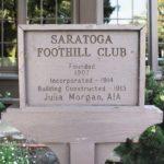Saratoga Foothill Club