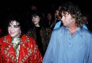 Elizabeth and Larry Fortensky