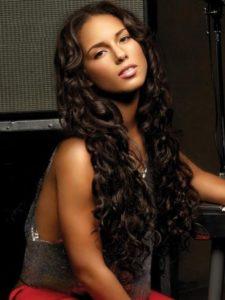 Alicia – beautiful singer