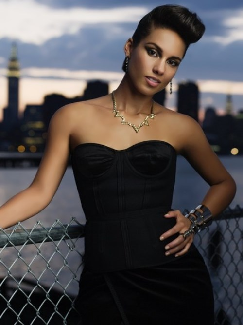 Keys – one of the best female R&B singers