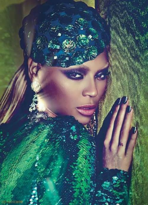 Beyoncé - American singer