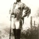 William Frederick Cody - buffalo hunter and showman