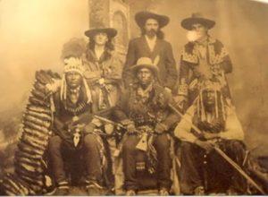 Buffalo Bill - Idol of the Roaring West