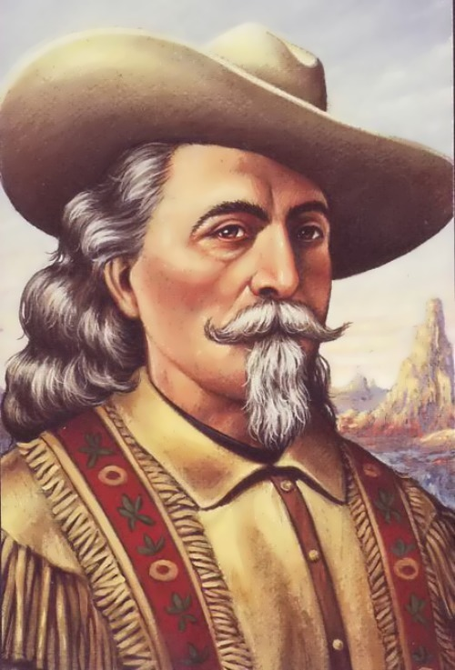 William Frederick Cody - Buffalo Bill