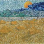 Evening Landscape with Rising Moon, 1889