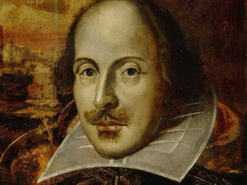 William Shakespeare – great playwright