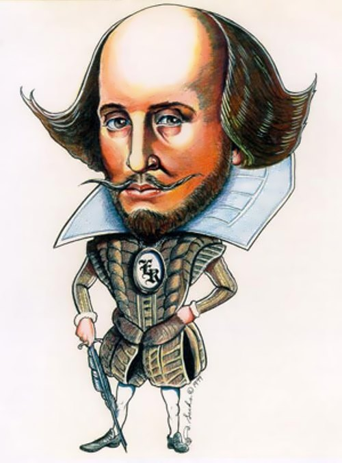 Shakespeare - one of the greatest writers who ever lived