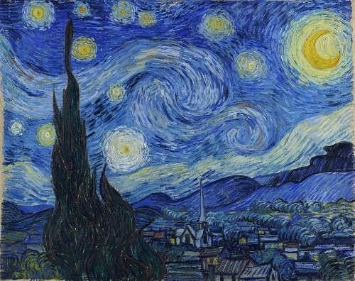 Starry Night, 1889